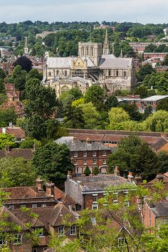 Winchester, England. Where i grew up.