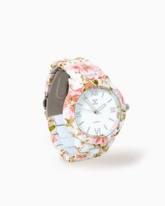 charming charlie | In Blossom Watch | UPC: 410006440180 #charmingcharlie - So Cute!  LOVE, LOVE, LOVE Charming Charlie Store!