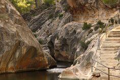 La Fontcalda (Tarragona): una termas entre montañas