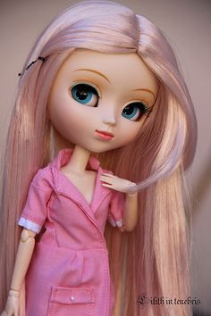 ?-[pullip Lala exclusive comic com]   by Lilith In tenebris †