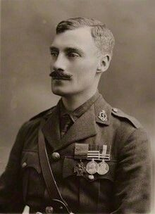 Arthur Martin-Leake won a VC during the Boer War and another during WWI. Military Men, Military History, Military Fashion, World War One, First World, British Army Regiments, British Medals, Crimean War, Men In Uniform
