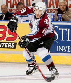 Joe Sakic, Colorado Avalanche