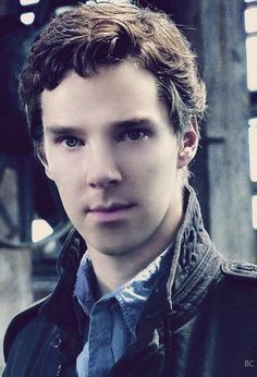 A young benedict cumberbatch>>>>my heart just melted