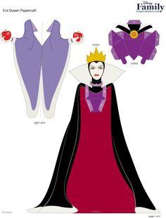 Rainha má da Branca de Neve - Evil queen - parte 1