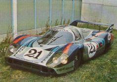 Porsche 917 LH, Le Mans, 1971