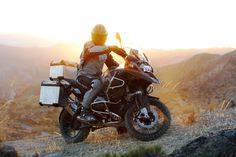 Wherever the adventure begins, the #R1200GSA is already there.