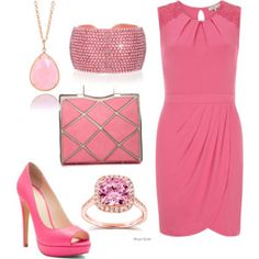 Candy shop dress pink Hijab Chic, Candy Shop, Pink Dress, Outfits, Shopping, Image, Dresses, Fashion, Pink Sundress