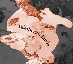 sundering of the easterling tribes through the 1st, 2nd and 3rd age of the sun. canon?