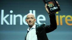 Jeff Bezos, Fundador e CEO da Amazon, é Simplesmente Genial - Podemos continuar a falar no Steve Jobs, mas não podemos esquecer Jeff Bezos, uma dos melhores empreendedores de sempre com uma perfeita visão do futuro.