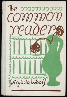 Virginia Woolf, Between the Acts (1939) Cover design by Vanessa Bell