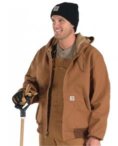 4351d0c8daa Carhartt® Men s Duck Active Jacket - Regular. Fort Brands