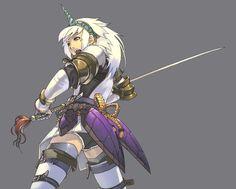 Jeux Vidéo Monster Hunter  Kirin Armor Wallpaper