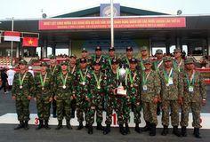 ASEAN ARMIES RIFLE MEET VIETNAM 2014 - JakartaGreater