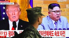Trump renegocia antes de la cumbre de Kim con SurCorea - http://www.notimundo.com.mx/mundo/trump-renegocia-surcorea-kim/