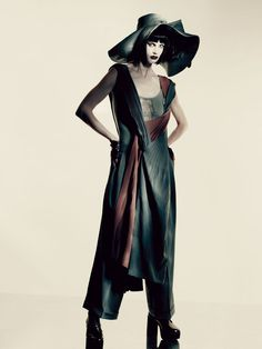 Saskia de Brauw | Photography by Paolo Roversi | For Interview Magazine | May 2013