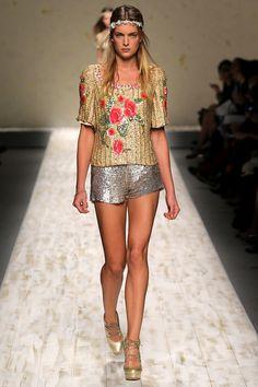 tendencias primavera 2013 estampados print floral flores - Blugirl
