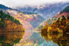 Bulgaria Rhodope Mountains in Autumn Mary Ellen Mark, Landscape Photography, Art Photography, Tokyo, Autumn Lake, Annie Leibovitz, All Nature, Natural World, The Great Outdoors