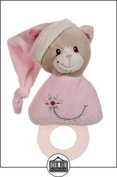 Gipsy dentición Smile Doudou Chat Rose  ✿ Regalos para recién nacidos - Bebes ✿ ▬► Ver oferta: http://comprar.io/goto/B00TB4BEH4