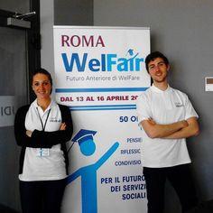 Miss and Mister Welfair :-D  #welfare #workshop #iccs #alessandrociglieri #servizisociali #roma