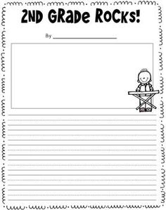 Step Up to Writing Printables