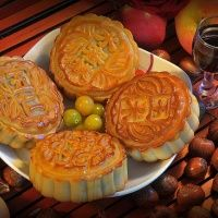 Learning about the Chinese Mid-Autumn Festival aka Moon Festival. #Chinese #culture #festival