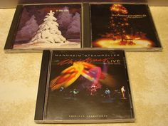 Mannheim Steamroller Christmas 1984, Live 1997, In The Aire 1995 Lot/3 Music Cds   Music, CDs   eBay!