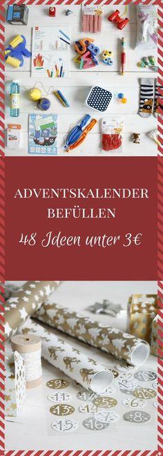 Advent calendars fill: ideas for advent calendar gifts. Here are 24 advent calendar gifts Ideas for Advent Calendar Gifts, Kids Calendar, Calendar Ideas, Advent Calendars, Advent Calendar Fillers, Countdown Calendar, 2021 Calendar, Easy Crafts, Crafts For Kids