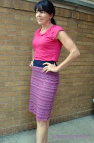 PoldaPop Designs: Free Sewing Tutorial: Refashion a T-shirt into a Sexy Dress