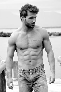 Andrea Magrini /Awsome Body /gym /Abs /hot Male Model /Handsome & sexy  (Harrison Dixon)