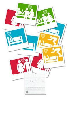 Flyers variados del love hotel hlapaloma.com superlovehotels.com barcelona   raval   eixample   hotel para parejas   habitaciones por horas   love motel   bcn   estudiomerino   sex design   cool sexy   graphic design