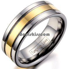 Damen Herren Ring