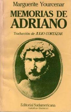 Memorias de Adriano. Marguerite Yourcenar