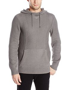 Calvin Klein Men's Cotton Acrylic Engineered Ribbed Hooded Sweater   	  	    	  	$ 98.00 Pullover Sweaters Product Features Calvin Klein CK one Pullover Sweaters Product Description Comfort meets effortless style. A trim fit and engineered rib texture transform this pullover hoodie into a wardrobe go-to  http://www.freesweaters.com/calvin-klein-mens-cotton-acrylic-engineered-ribbed-hooded-sweater/