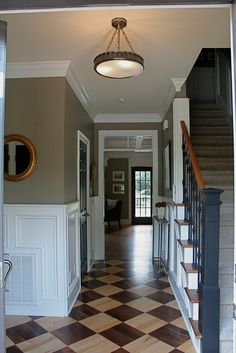 Benjamin Moore Paint Colors Raccoon Hollow On Walls