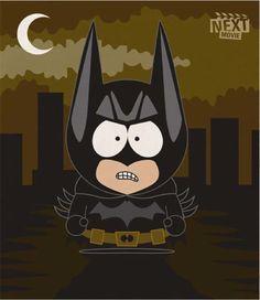 south park batman