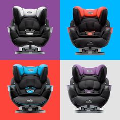 In Love!! Need 1 more! Evenflo SafeMax  Carseat! First Rollover tested. Metal frame, and super comfy!