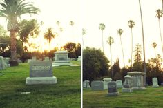 Hollywood forever, Cemetery, Los Angeles, California, Roadtrip, Highway 1