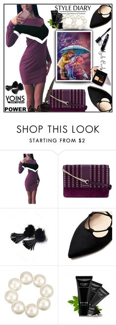 """""""Yoins 40"""" by erina-salkic ❤ liked on Polyvore featuring MICHAEL Michael Kors, yoins, yoinscollection and loveyoins"""