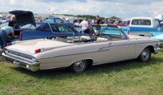 1962 Mercury Monterey S-55 convertible