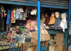Jatinegara Traditional market