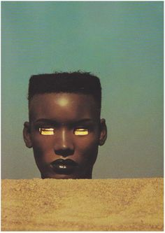Grace - Citroen - Jean-Paul Goude
