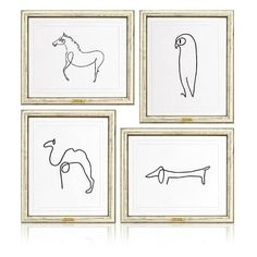 Bestofpicture.com - Images: Picasso Animal Sketch