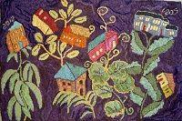 "Sharon Smith, House Plants  24"" x 35""-"