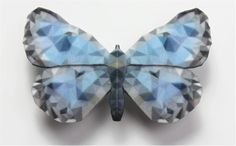 3D printing designer and artist Janne Kyttanen has released a collection of 3D butterflies