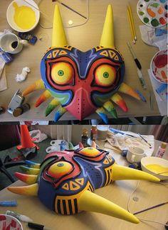 Need I say mo' - Legend of Zelda: Majora's Mask - Skull Kid's Majora's Mask