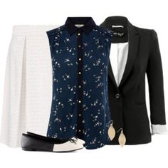 Teacher Outfits on a Teacher's Budget 87
