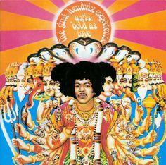 Jimi Hendrix - Axis Bold As Love - 1967