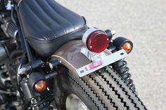 平和モーターサイクル - HEIWA MOTORCYCLE - | W400 (KAWASAKI)