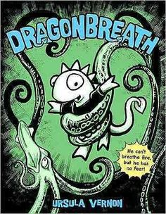 Danny Dragonbreath and his friend Wendell get an up-close underwater tour of the Sargasso Sea from Danny's sea-serpent cousin, encountering giant squid and mako sharks--and learn about standing up to bullies in the process.  Gr. 2-4 Lexile: 700L