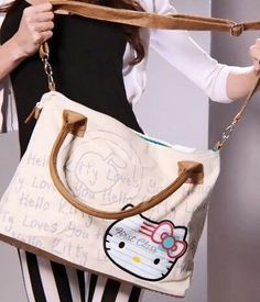 Bolsa hello kitty